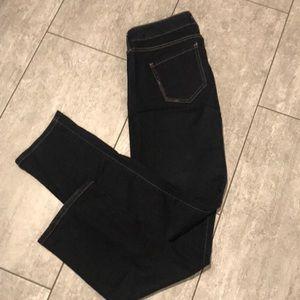 Liverpool Dark Wash Jeans